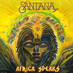 Carlos Santana's New Album - Africa Speaks